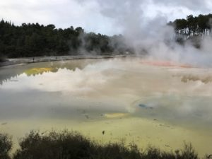 Waiotapu Thermal Park - NZ