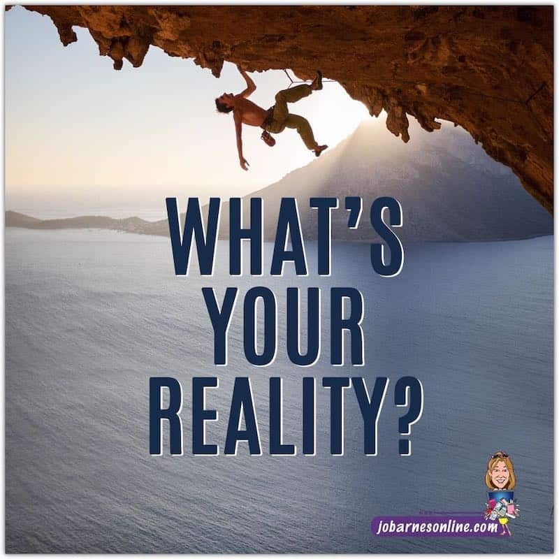 whats your reality quote