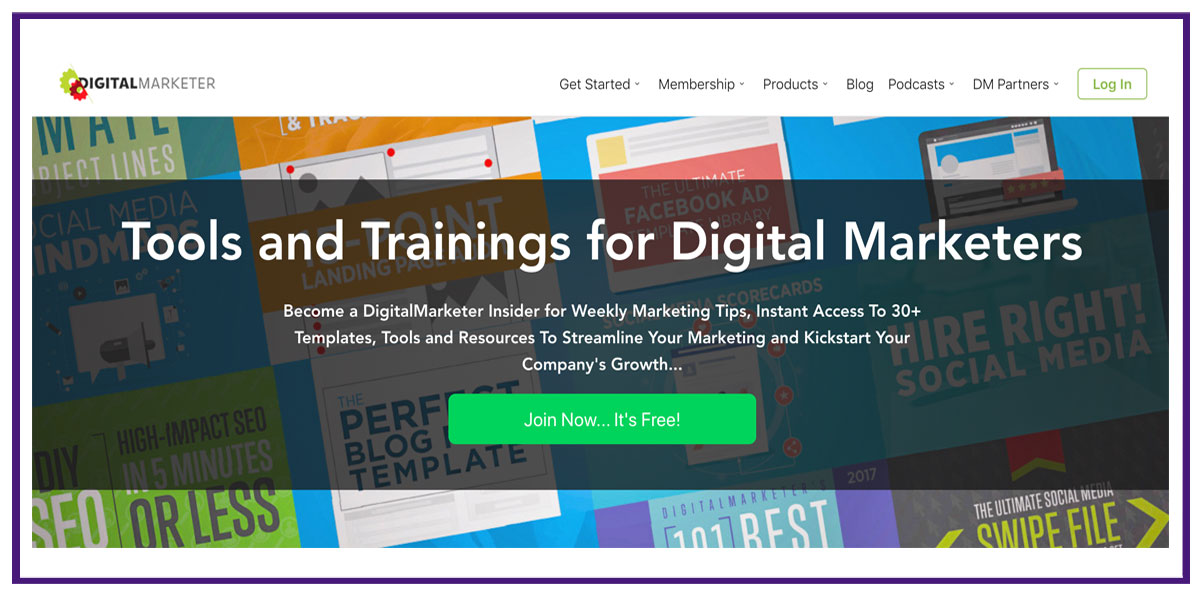 digital marketer online business