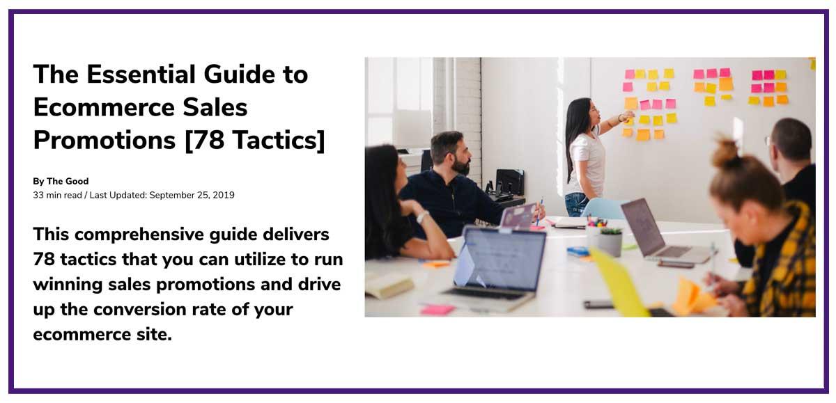 78 Sales Tactics