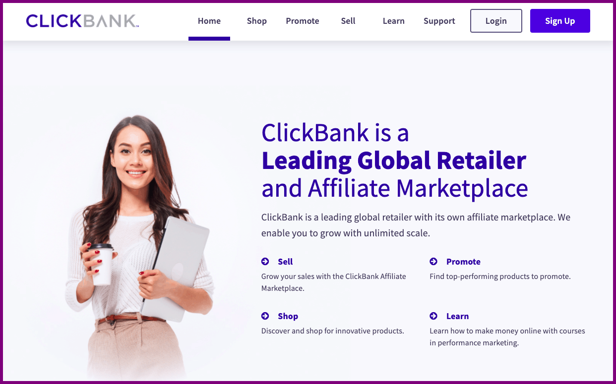 clickbank affiliate marketplace