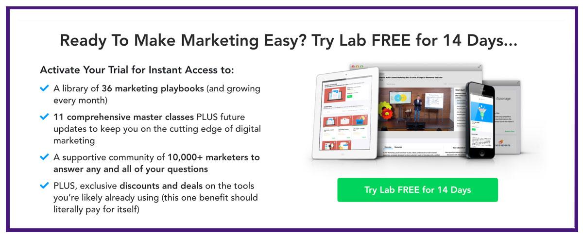 digital marketer membership site