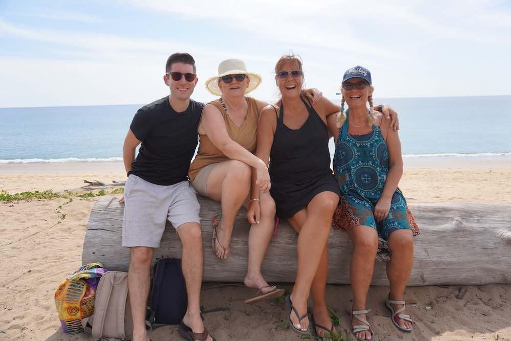 Sue, Dan & Tina