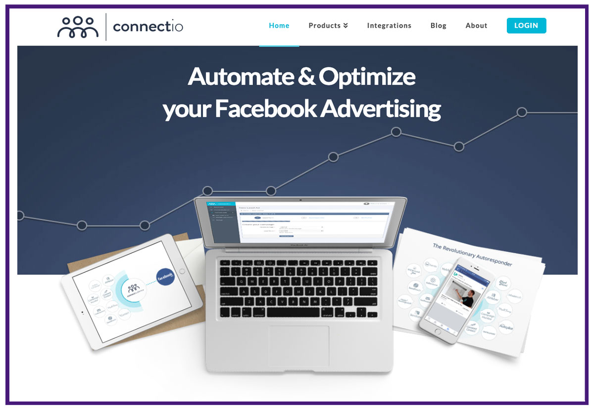 facebook saas business
