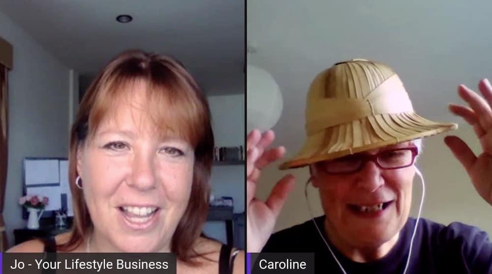 Selling on Zazzle with Caroline Jones