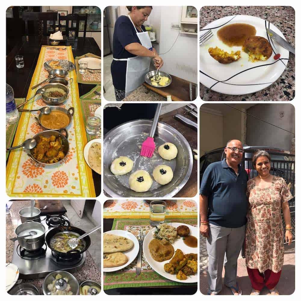jaipur cooking classes