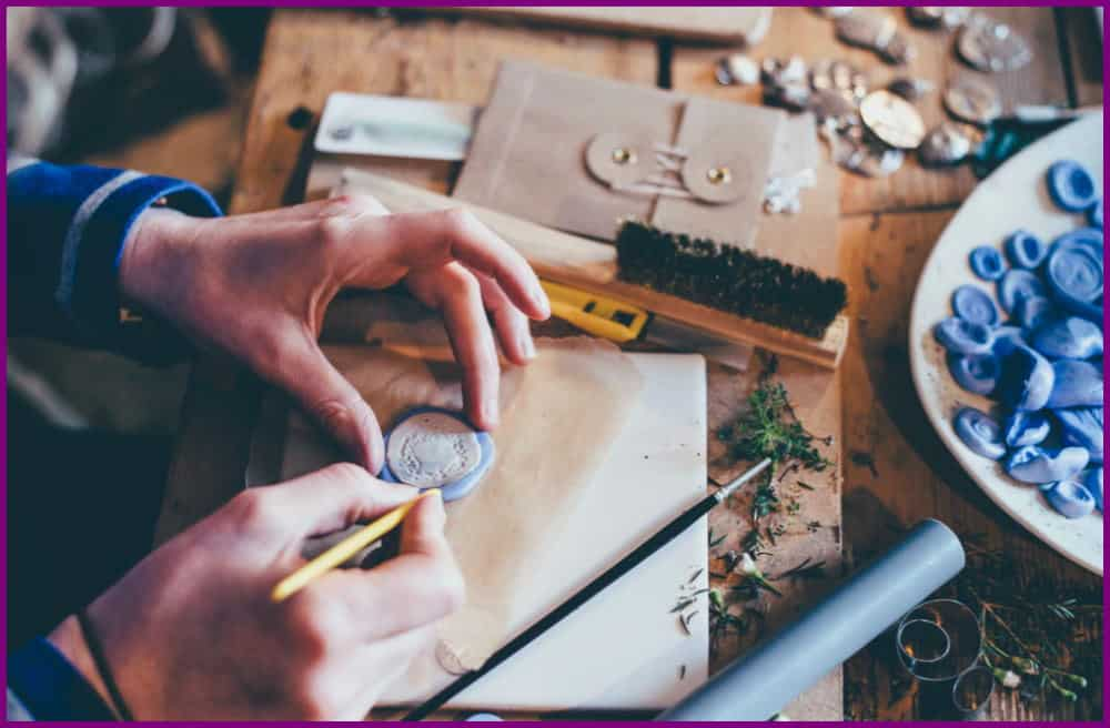 Manufacturing your products - Lifestyle Business Idea
