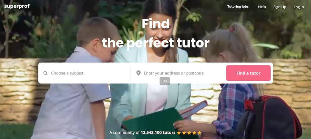 tutoring online service