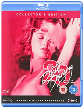dirty dancing dvd picture